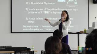 "Sachiko Nakajima: ""Music, Math, Life!"" 