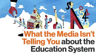 Why Haven't US Schools Changed in 150 years? Media and Political Neglect, says Nikhil Goyal