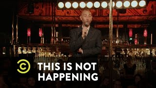 This Is Not Happening - Ari Shaffir - The Holy Spirit - Uncensored