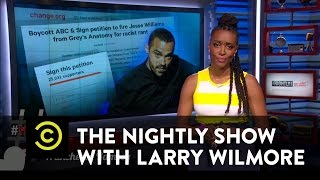The Nightly Show - #HashItOut with Franchesca Ramsey - Jesse Williams's BET Awards Speech