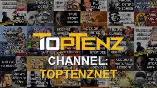 Why You Should Subscribe to TopTenz, Ultimate Top 10 Unusual Facts