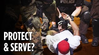 How Did Police Violence In The U.S. Get This Bad?