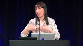 "Amanda Gefter: ""Trespassing on Einstein's Lawn"" 