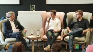"Bastian Obermayer and Frederik Obermaier: ""The Panama Papers"" 