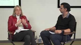 Esther Wojcicki in conversation with Jaime Casap | Authors at Google