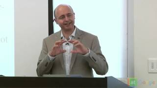 "William Mougayar: ""Blockchains: Past, Present and Future"" 