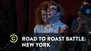 Road to Roast Battle: New York - Uncensored