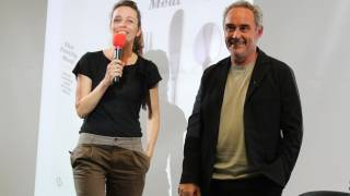 "Ferran Adria: ""The Family Meal"" 