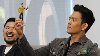 "Justin Lin, John Cho: ""Star Trek Beyond"" 