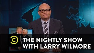 The Nightly Show - Blacklash 2016: The Unblackening - Donald Trump Tries to Kiss Mike Pence