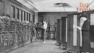 """Walter Isaacson on Alan Turing, Intelligent Machines and """"The Imitation Game"""""""