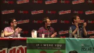 Jake and Amir at NY ComicCon with Pete Holmes Episode 3