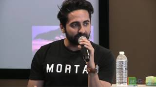 Ayushmann Khurrana | Talks at Google