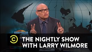 The Nightly Show - 3/16/15 in: 60 Seconds