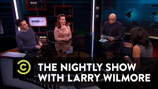 The Nightly Show - 4/13/15 in: 60 Seconds