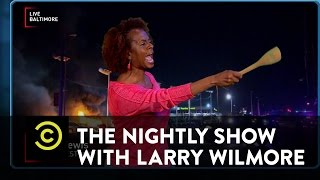 The Nightly Show - 4/28/15 in: 60 Seconds
