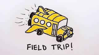 Faster Than Light Neutrinos (maybe): Field Trip!