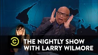 The Nightly Show - 10/8/15 in :60 Seconds