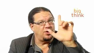 Penn Jillette: Glenn Beck Is a Nut—But I Like Him