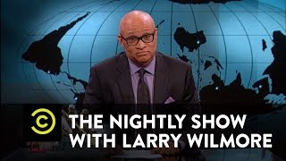 The Nightly Show - 1/22/15 in :60 Seconds
