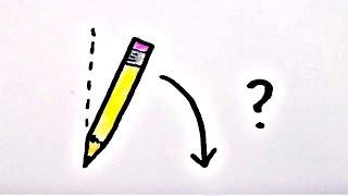 How Long Can You Balance a Pencil?