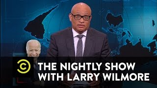 The Nightly Show - 10/21/15 in :60 Seconds