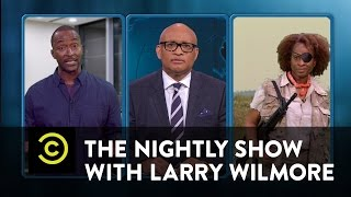 The Nightly Show - 7/29/15 in :60 Seconds