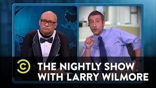 The Nightly Show - 4/9/15 in: 60 Seconds