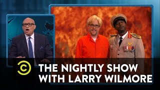 The Nightly Show - 6/9/15 in: 60 Seconds