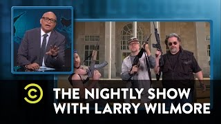 The Nightly Show - 9/14/15 in :60 Seconds