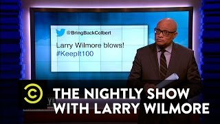 The Nightly Show - 3/11/15 in: 60 Seconds