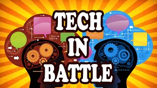 Top 10 Awesome First Uses of Technology in Battle