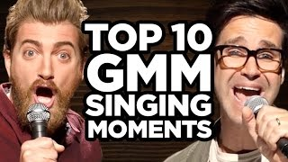 Top 10 Singing Moments
