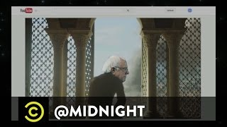 Hillary Clinton Accepts Her Historic Nomination - @midnight with Chris Hardwick