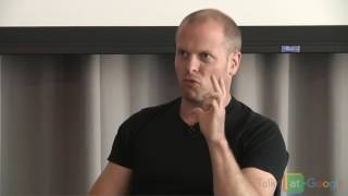 "Tim Ferriss: ""How to Cage the Monkey Mind"" 