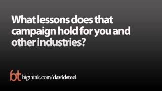 Big Think Interview With David Steel