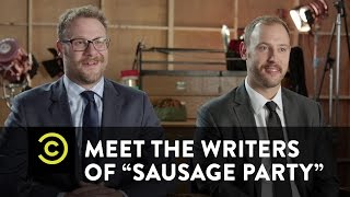 "Meet the Writers of ""Sausage Party"""