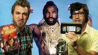 Mr T and the Awesomeness of VHS