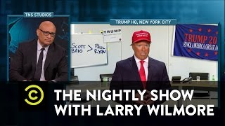 The Nightly Show - Blacklash 2016: The Unblackening - Donald Trump's Dangerous Second Amendment Talk