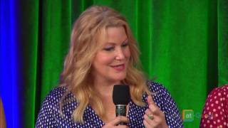 "Anna Gunn, Alysia Reiner, Sarah Megan Thomas, Meera Menon, & Amy Fox: ""Equity"" 
