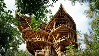 Elora Hardy: Magical houses, made of bamboo