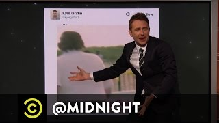 Keeping Up Trump-pearances - @midnight with Chris Hardwick