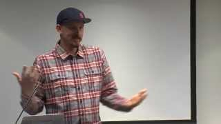 "Mick Ebeling: ""Not Impossible: The Art and Joy of Doing What Couldn't Be Done"" 