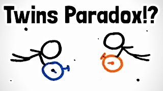 The Twins Paradox Primer (Rotating TIME!)