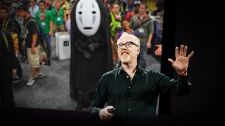 My love letter to cosplay | Adam Savage