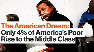 Born Poor, Stay Poor: The Silent Caste System of America | C. Nicole Mason