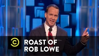 Roast of Rob Lowe - Preview - Peyton Manning - A New Opportunity for Rob Lowe