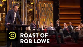 Roast of Rob Lowe - Preview - Pete Davidson - Peyton Manning's Head - Uncensored