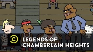 Legends of Chamberlain Heights - Exclusive - Legendary Cypher