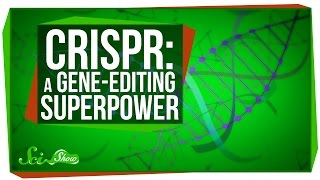 CRISPR: A Gene-Editing Superpower